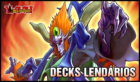 Decks Lendários: Infernity