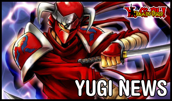 TCG Exclusive Abyss Rising: Red Dragon Ninja