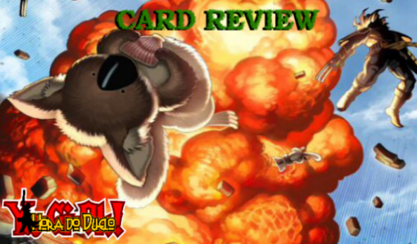 Card Review – Out of the Blue