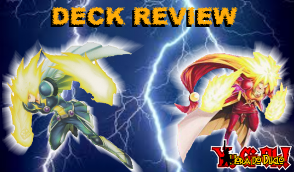 DECK REVIEW: WATTHUNDER
