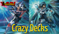 Crazy Decks: HOME RUN! U.A. Deck Review