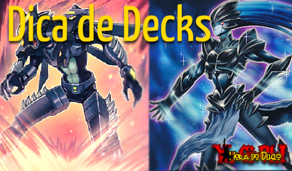 ELES VOLTARAM! Masked Hero Deck Review