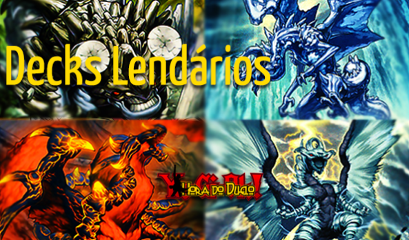 Decks Lendários: Dragon Ruler